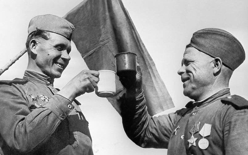 Победный дневник: Последние страницы войны