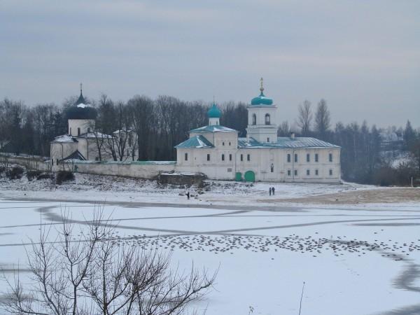 66. Мирожский монастырь 12 в