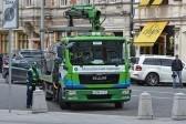 В Москве эвакуатор увез за неправильную парковку автомобиль с двухлетним ребенком в салоне