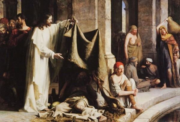 Не время расслабляться: Беседа о чуде у Овчей купели