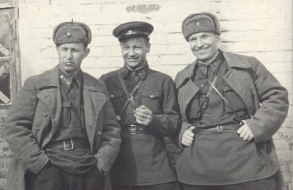 Новый Оскол. Военно-фронтовые корреспонденты