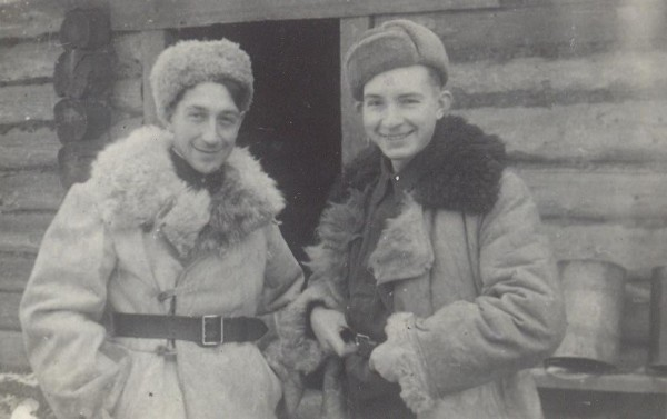 Декабрь 1943 года, корреспонденты