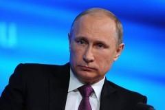 Владимир Путин запустил энергомост из Краснодарского края в Крым