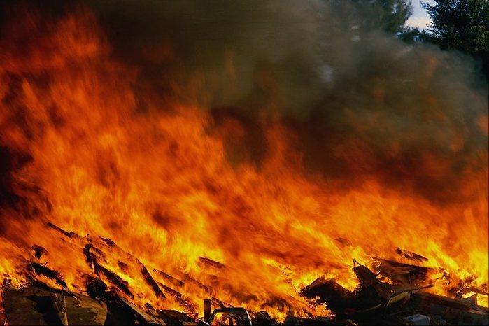Доброволец о пожарах в Забайкалье: Количество пострадавших до сих пор замалчивается