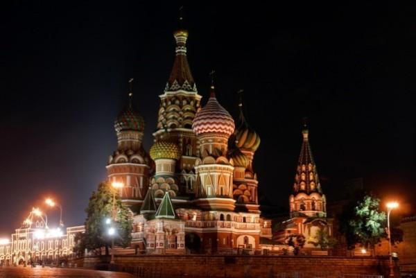 Храм Покрова Богородицы на Рву (собор Василия Блаженного)