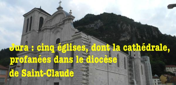 Во Франции с начала февраля осквернили уже 6 храмов