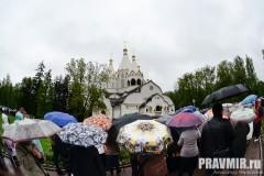 Патриарх Кирилл совершил Литургию наБутовском полигоне (+ФОТО)
