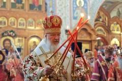 Патриарх Кирилл: Если исключить из нашей жизни Пасхальное измерение, то все теряет смысл