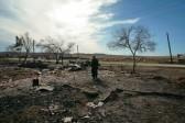Церковь привезла помощь в горящее Забайкалье (Фоторепортаж)