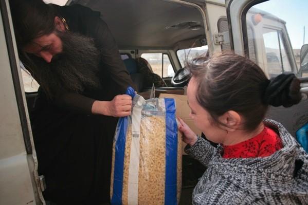 Забайкальский священник: По молитвам людей выпал снег и приостановил пожары