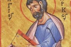 Cвятой апостол и евангелист Марк – 8 мая день памяти