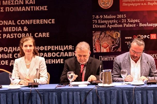 О живой воде Интернета, информационной перегрузке и глобальной роли Православия