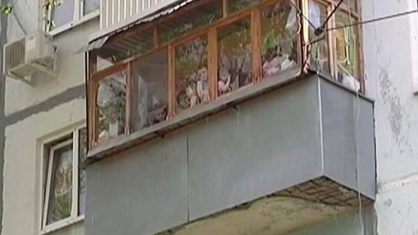 Житель Самары спас девочку, которая падала с балкона четвертого этажа