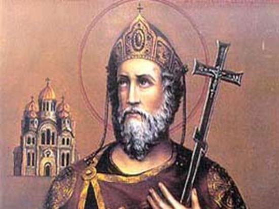 Мощи Святого Равноапостольного князя Владимира будут принесены в города России и Белоруссии