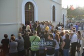 Беспрецедентное число греков собралось поклониться мощам святой великомученицы Варвары