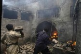 Радикалы в Пакистане разгромили христианский квартал