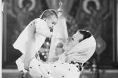 Мила Йовович о крещении дочери в православном храме: Она родилась в день своего небесного покровителя