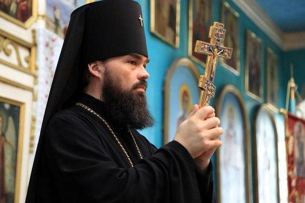 Архиепископ Горловский Митрофан: у нас нет приходов, где не поминают Патриарха Московского и всея Руси