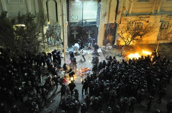 В Египте рядом с храмом взорвалась бомба