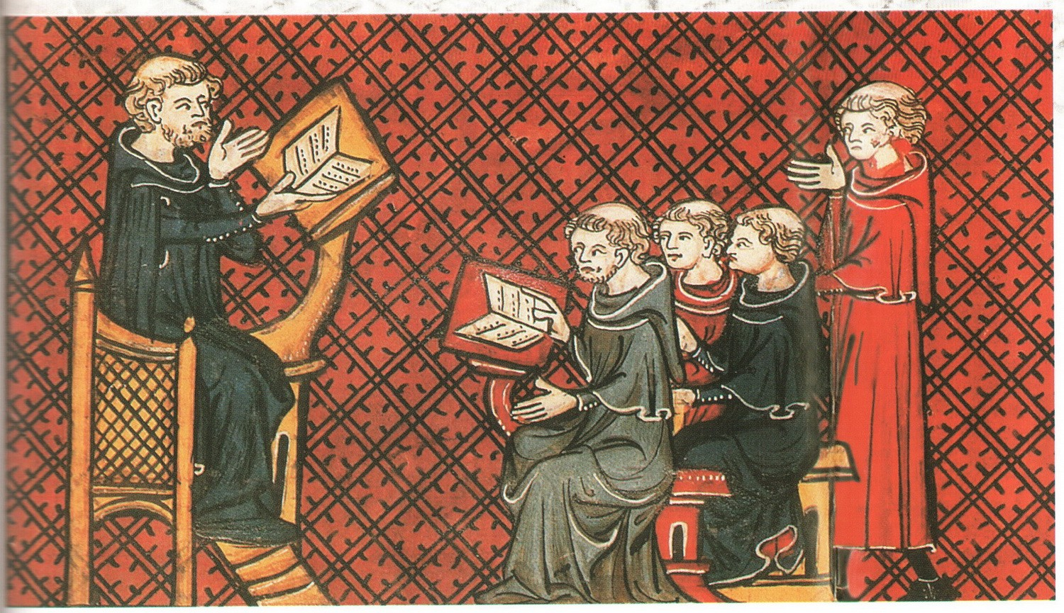 christian monasticism in the middle ages - HD1470×817