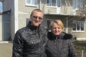 Многодетная семья беженцев получила от Церкви дом