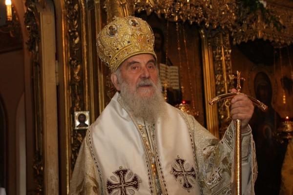 Святейший Патриарх Сербский Ириней: Молимся, чтобы Господь помог вам преодолеть и победить нынешние трудности, как и все предыдущие