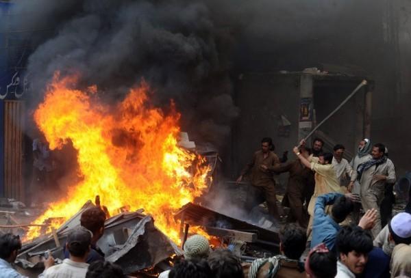 В Индии 18 христиан, среди которых были дети, пострадали от атаки экстремистов