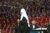 Патриарх Кирилл:  Просвещать нужно ум и сердце человека