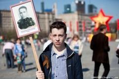 """""""Бессмертный полк"""" – свидетельства участников"""