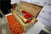 В Москву доставлен ковчег с мощами святого покровителя воинства и города Москвы