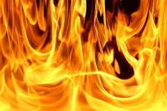 В Индонезии сожгли христианский храм