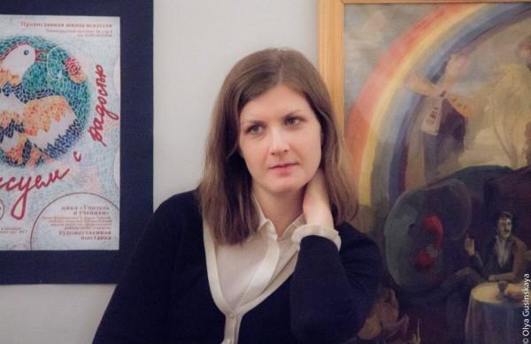 Анна Данилова. Фото Ольги Гусинской