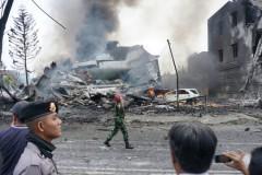 30 человек стали жертвами авиакатастрофы в Индонезии