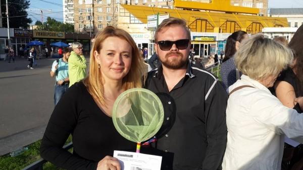 Ольга Синяева. Фото из сообщества «Ничьи. Сиротский полк» на Facebook