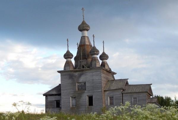 Чудаки из Первопрестольной на Русском Севере