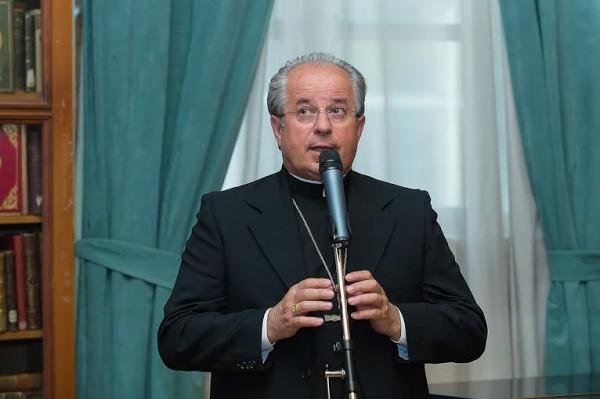 Иван Юркович, апостольский нунций в Российской Федерации
