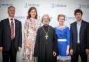 Открытие благотворительного фонда «Православие и мир»