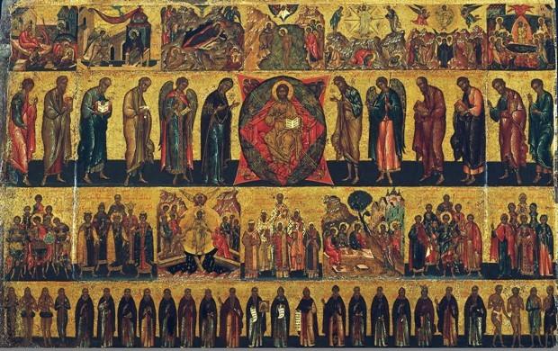 День Всех Святых: история, богослужение, иконы, проповеди (+Видео)