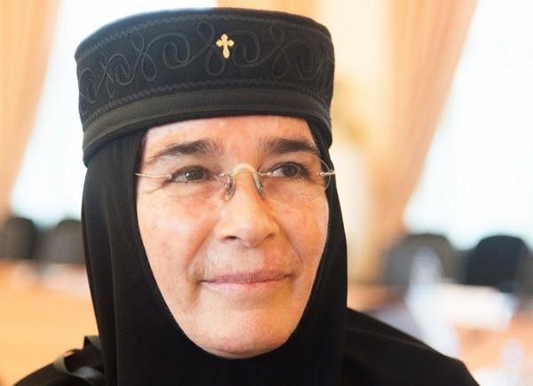 Игуменья Инес Айау Гарсиа: «В мире так много дел для монахинь!»