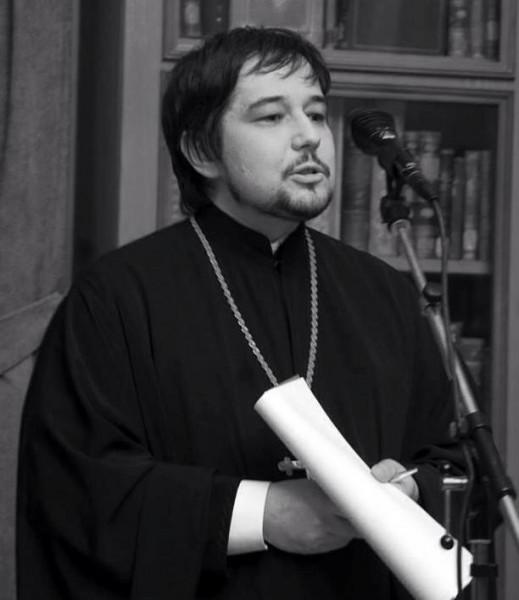 Священник Димитрий Агеев