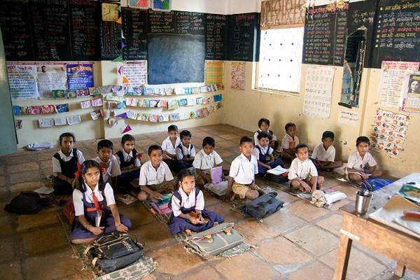 В Индии неизвестные разгромили христианскую школу