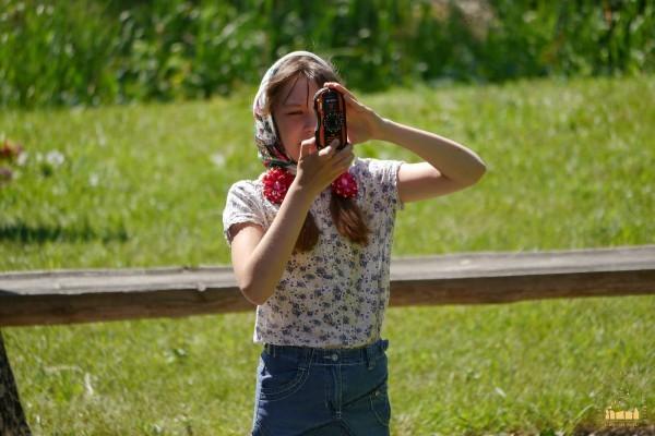 Лето в Святых Горах (ФОТО)
