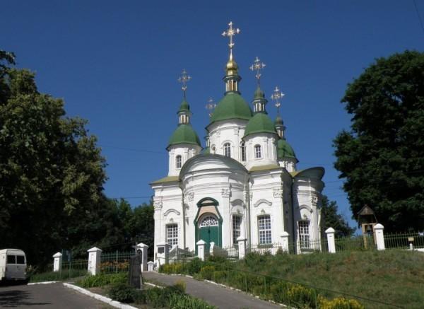 В Киевской области второй раз за последний месяц надругались над собором