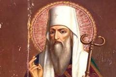 Церковь чтит память святителя Иоанна, митрополита Тобольского