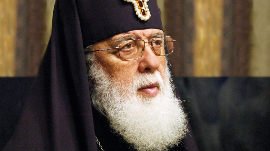 Католикос-Патриарх Грузии Илия II: Составим список грузин, которые находятся за границей