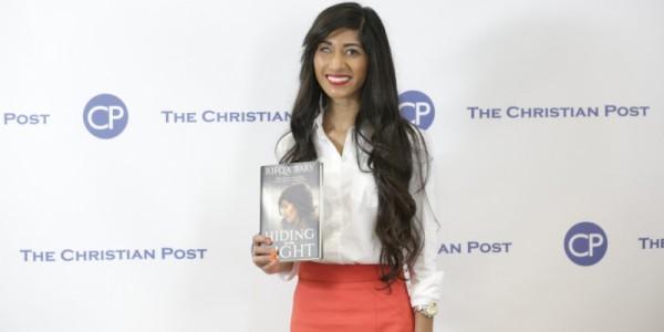 В США полуслепая девушка-мусульманка из Шри-Ланки приняла христианство