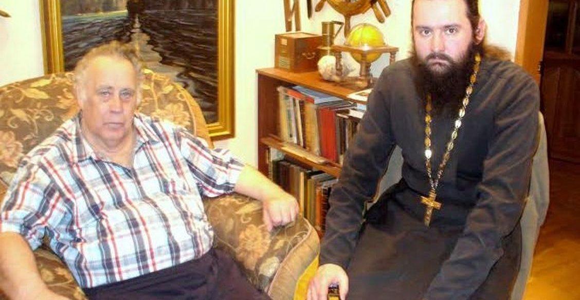 Дорога негаснущей надежды. Писатель Владислав Крапивин и священник Димитрий Струев