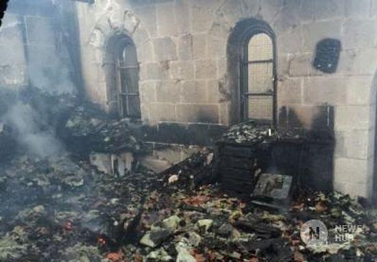 Премьер-министр Израиля назвал поджог церкви атакой на всех израильтян