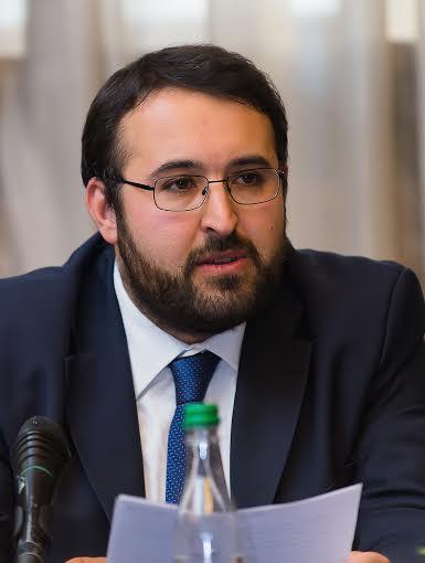 Алессандро Салаконе, представитель Общины святого Эгидия в России
