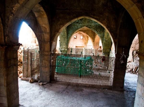 2 700-летняя гробница библейского пророка Наума может быть разрушена боевиками ИГИЛ